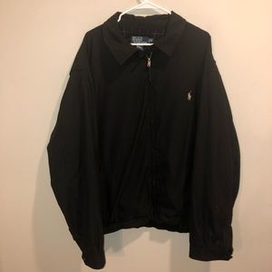 Polo Ralph Lauren bomber jacket black 3XB